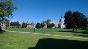 Hobart and William Smith Colleges' campus